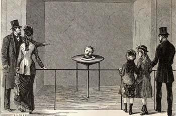 Magie et illusionnistes le hasard ne doit rien au hasard - Explication tour de magie femme coupee en deux ...